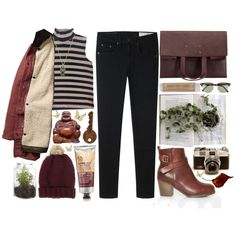 """""""glory & gore."""" by cauchemar-exquis on Polyvore #OOTD"""