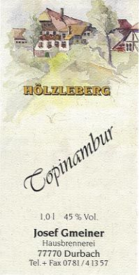 Etikett Topinambur
