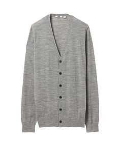 Uniqlo wool cardigan $20
