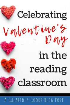 Celebrating Valentines Day in the Reading Classroom — Galarious Goods Teaching Strategies, Teaching Resources, Teaching Ideas, Classroom Resources, Teacher Freebies, Teacher Blogs, Valentines Day Activities, Readers Workshop, Book Study