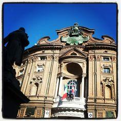 Piazza Carignano, Torino
