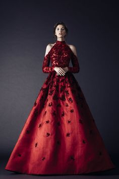Rami Kadi Fall | Winter 2016 Capsule Collection