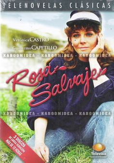 Rosa Salvaje...I think i watched this one too!