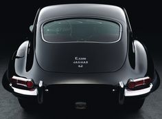 1966 Jaguar E-Type.
