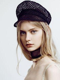 """that-pretty-face: """"Nastya Kusakina """" Cute Girl Face, Cool Girl, Beautiful Eyes, Beautiful Women, Pretty Eyes, Nastya Kusakina, Ulyana Sergeenko, Russian Models, Young Fashion"""