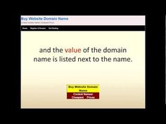 http://buywebsitedomainname.com Give your business some boost! Learn How to Buy Website Domain Name. Find out by watching this video