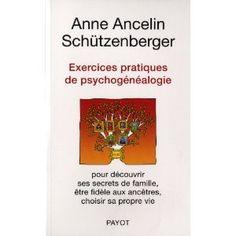 Il existe à présent un certain nombre de livres sur la psychogénéalogie, à commencer par ceux d'Anne Ancelin Schützenberger, créatrice de cette approche, mais il manquait encore un petit manuel d'exercices pratiques pour s'y essayer soi-même. C'est chose faite avec ce livre court, limpide, illustré et interactif, où après avoir expliqué les quelques notions incontournables de la psychogénéalogie, l'auteur vous aide concrètement à choisir votre matériel, débroussailler le terrain, ...  10.15€