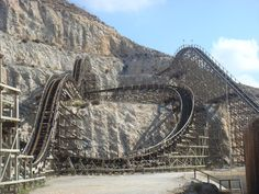Magnus Colossus at Terra Mítica, Benidorm, Spain - Photo by JimmyBo, Theme Park Review