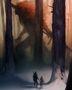 Monsters of the ancient lands