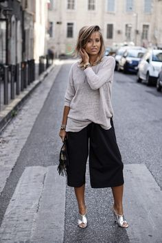 Camille / 5 octobre 2015« culotte pant » version night« culotte pant » version night | NOHOLITA