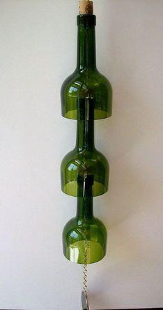 空き瓶で作るおしゃれアート集(リメイク 活用 飾り ワイン ランプ 花瓶 ボトル 酒 ジャム - NAVER まとめ