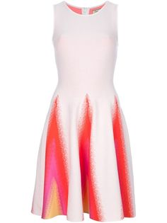 Issa London - Flared Fem Dress