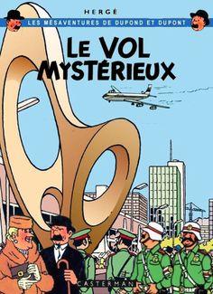 Les Aventures de Tintin - Album Imaginaire - Le Vol Mystérieux
