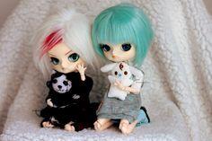 My small Dal family ♥ Disney Characters, Fictional Characters, Kitty, Dolls, Disney Princess, Kitten, Kitty Cats, Puppet, Doll