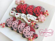 ladybugs yum itll help ya get over yo fear! by eating em!!! nom nom nom!