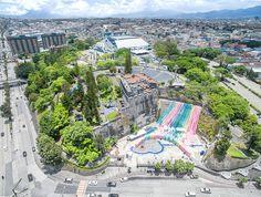 fundamental ken playachomo installation guatemala
