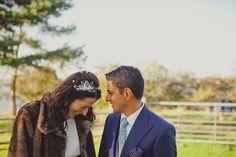 Emma and Shahid's Eclectic DIY Tipi Wedding by Ellie Gillard