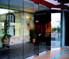 Puertas acristaladas