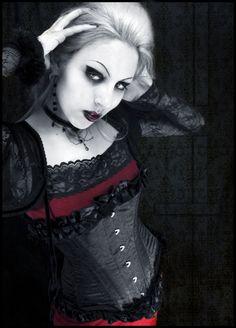 †♡❤ Red Goth ❤♡†