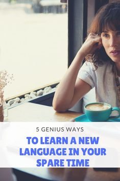 Want to learn a new language but think you don't have time? Check out these five proven, easy, and mostly free ways to reach your language learning goals. #language #learning #elearning #global