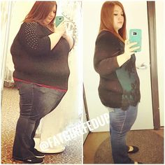 "Tag Someone Thats Making a Fitness Transformation  Want to Make a Transformation Like This? Check bio for our Five Star 90-day Transformation Program!  Use #TransformFitspoCommunity for a chance to Get Your Transformation Featured  @fatgirlfedup ""-208lbs lost since January 1st 2016. 485lbs to 277lbs. Size 28w/30w to 16w/18w. From a quiet unhappy girl to a confident motivated woman. I was told this wasn't something i'd be able to do. I was told i should just have surgery because all the…"