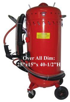 Jobsmart 174 Benchtop Abrasive Blasting Cabinet 32 Lb