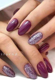 Stunning Mauve Color Nails To Squeal With Delight FromYou can find Stylish nails and more on our website.Stunning Mauve Color Nails To Squeal With Delight From Mauve Nails, Metallic Nails, Cute Acrylic Nails, Pink Nails, Gel Nails, Nail Polish, Nail Nail, Coffin Nails, Top Nail
