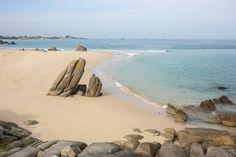 photo en Finistère, Bretagne et...: les Amiets à Cléder - Finistère (4 photos dont 1 pano)