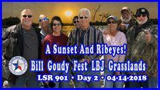 Day 2 A Sunset & Ribeyes LBJ Grasslands Meet Up • 04-14-2018 #YouTuberMeetUp #TexasSunset #TexasSunsets #Sunset #Sunsets #Sony #SonyAlpha #SonyA6000 #iphone6splus #rexcovingtonphotography #lonestarrider #LBJGrassland