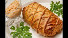 Solomillo Wellington - Karlos Arguiñano - YouTube Vegetable Wellington, Mini Beef Wellington, Mushroom Vegetable, Pork Loin Chops, Good Food, Yummy Food, Profiteroles, Chops Recipe, Carnitas
