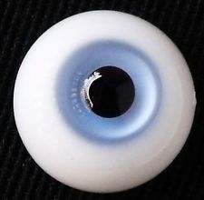 New 20MM Light Pink with Lines Glass BJD Eyes For DOD DZ AOD Volks Reborn Doll