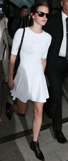 Emma Watson | White Trend