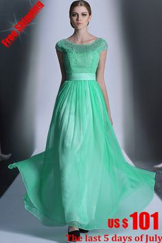 cheap bridesmaid dresses, short sleeves dresses, beads dresses, discount, affordable
