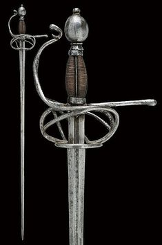 A left hand sword - by Czerny's International Auction House