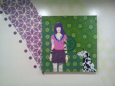 https://flic.kr/p/Mj1N64 | Projeto mural artistico para o Senac Sorocaba - SP