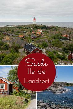 Visite de l'île de Landsort, l'île la plus au sud de l'archipel de Stockholm en Suède. Une île vraiment ravissante pour laquelle j'ai eu un coup de coeur!