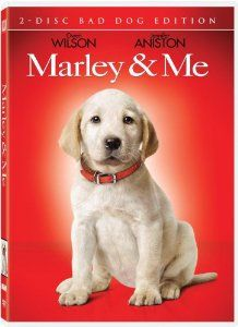 Marley & Me (Two-Disc Bad Dog Edition): Owen Wilson, Jennifer Aniston.  You will need an entire box of tissues when you watch this....
