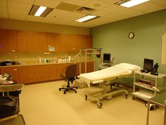 Private Clinic Procedure Room