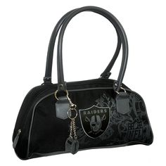 Oakland Raiders Caprice Handbag