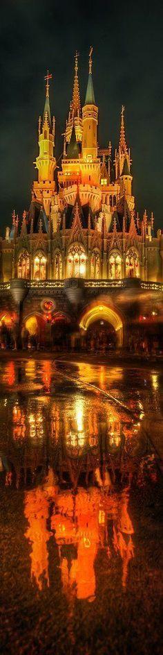 Cinderella's Castle, Walt Disney World