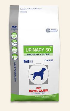 Urinary So Moderate Weight Cat Food