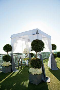 1001 detalles para una boda en blanco y perla…