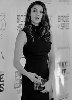 "Nina Dobrev attends the ""Bridge of Spies"" Premiere at 53rd New York Film Festival (Oct 04)"