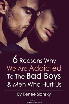 Addicted-To-The-Bad-Boys-And-Men-Who-Hurt-Us/ soulmate connection, relation Healthy Relationship Tips, Relationship Blogs, Healthy Relationships, Broken Relationships, Love Advice, Love Tips, Bad Boy Quotes, Men Quotes, Life Quotes