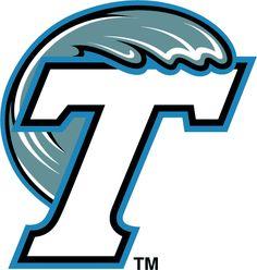 b12adf12c Tulane Green Wave College Football Logos