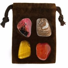 The HARMONY Energy Set is a powerful set of four genuine gemstones specially chosen for their individual energies and properties that when used together bring enlightenment, and empowerment to body, m