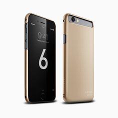 LESSphy i Phone6 0.6mm/18.15g aluminum snap case