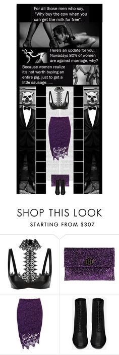 """""""80% of women..."""" by irresistible-livingdeadgirl ❤ liked on Polyvore featuring Oris, Alexander McQueen, Anya Hindmarch, Yves Saint Laurent, AlexanderMcQueen, YSL, lace, gothic and men"""