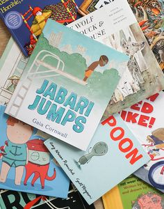 Our all-time favorites, including Jabari Jumps and Madeline. Plus, honest book reviews from Toby and Anton.
