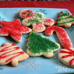Weight Watchers Sugar Cookie Recipe